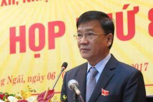 Quảng Ngãi hủy bỏ, thu hồi 3 dự án do cựu Chủ tịch tỉnh Trần Ngọc Căng ký