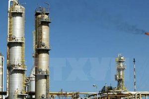 Giá dầu thế giới nhích nhẹ trong phiên 24/9