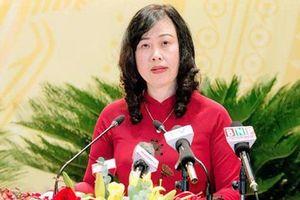 Đồng chí Đào Hồng Lan được bầu giữ chức Bí thư Tỉnh ủy Bắc Ninh
