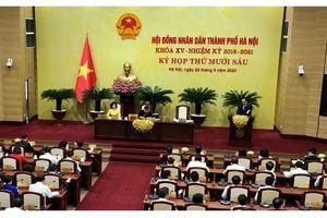 Hà Nội: Khai mạc Kỳ họp thứ 16 HĐND Thành phố khóa XV