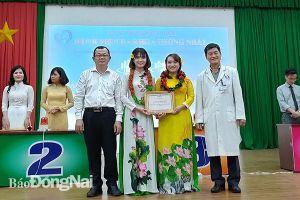 10 thí sinh tranh tài Hội thi Bác sĩ trẻ, điều dưỡng, nữ hộ sinh giỏi thanh lịch