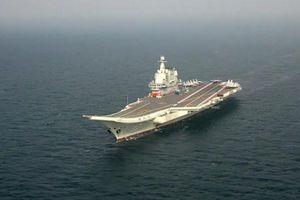 Hai tàu sân bay diễn tập cùng lúc, Trung Quốc tăng tốc thực hiện tham vọng trên biển