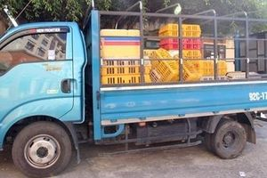 Tông chết người, tài xế lái xe tải bỏ chạy