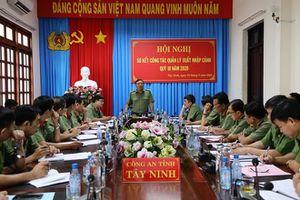 Tây Ninh phát hiện 15 vụ xuất, nhập cảnh trái phép mùa dịch bệnh COVID-19