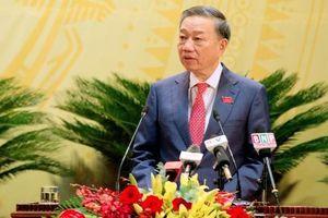 Bộ trưởng Tô Lâm: Bắc Ninh cần thực hiện nghiêm kiểm soát quyền lực