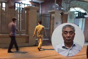 Khám nhà cựu giám đốc, phó giám đốc Bệnh viện Bạch Mai