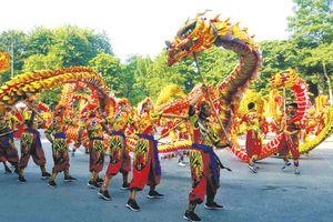 Ngày 3-10, khai mạc Liên hoan Nghệ thuật múa rồng - Hà Nội năm 2020
