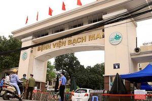 Bắt nguyên Giám đốc Bệnh viện Bạch Mai Nguyễn Quốc Anh cùng 2 đồng phạm