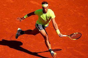 'Vua đất nện' cố đuổi kỷ lục của Federer