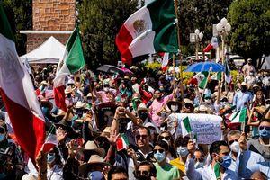 Bạo động ở Mexico vì chính phủ bơm nước sang Mỹ
