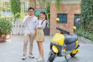 3 mẫu xe điện kiểu dáng thời trang cho bạn trẻ