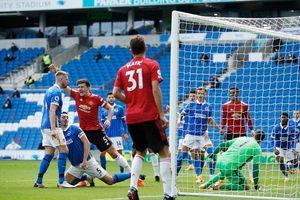 MU đánh bại Brighton 3-2 nhờ bàn thắng ở phút 100