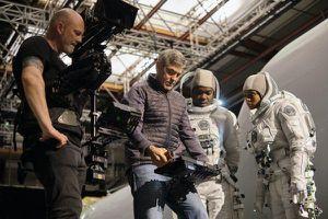 Tạo hình già nua của George Clooney trong phim mới