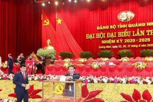Ra mắt Ban chấp hành Đảng bộ tỉnh Quảng Ninh khóa XV