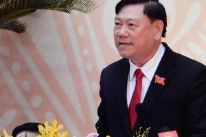 Ông Trần Văn Rón tái đắc cử Bí thư Tỉnh ủy Vĩnh Long