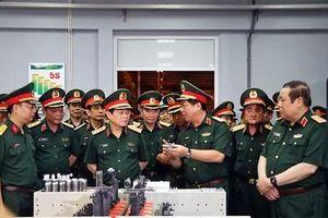 Tăng cường lãnh đạo, chỉ đạo xây dựng quân đội vững mạnh, hoàn thành thắng lợi nhiệm vụ quân sự, quốc phòng trong tình hình mới