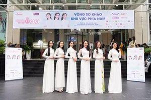 Sơ khảo phía Nam cuộc thi Hoa Hậu Việt Nam 2020