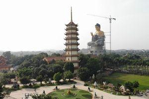 Độc đáo chùa Khai Nguyên có pho tượng Phật lớn nhất Đông Nam Á