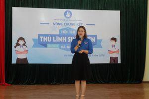 Thí sinh Đại học Kinh tế (ĐH Đà Nẵng) giành giải nhất Hội thi 'Thủ lĩnh Sinh viên' cấp thành phố