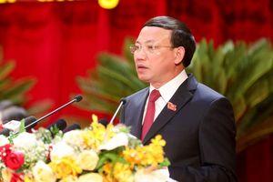 Ông Nguyễn Xuân Kỳ tái đắc cử làm Bí thư Tỉnh ủy Quảng Ninh