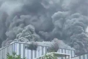 Cháy lớn tại nhà máy Huawei ở Trung Quốc: 3 người thiệt mạng