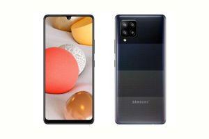 Samsung Galaxy A42 5G: smartphone đầu tiên 'xài' chipset Snapdragon 750G
