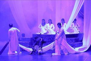 Vở 'Trương Chi - Mị Nương' mở màn Liên hoan Sân khấu Thủ đô lần thứ IV-2020