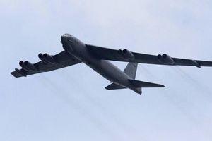Máy bay B-52 Mỹ gửi tín hiệu khẩn cấp khi bay qua Anh