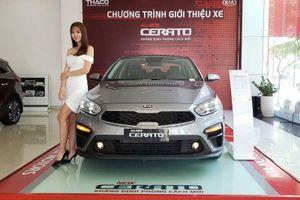 Giá lăn bánh Kia Cerato, đối thủ của Mazda3, Honda Civic
