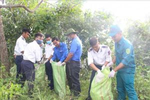 Bộ Tư lệnh Cảnh sát biển Vùng 4 với mục tiêu đoàn kết các lực lượng, bảo vệ môi trường và chủ quyền biển đảo