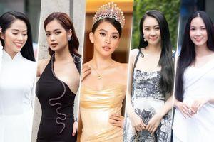 Loạt người đẹp đầy tiềm năng cùng khoe sắc tranh vương miện Hoa hậu Việt Nam 2020