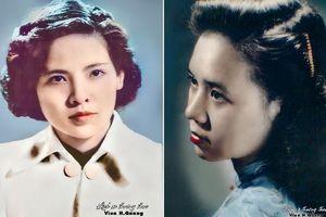 Hình ảnh Hoa khôi trường Dược Hà Nội những năm 50 của thế kỷ trước bất ngờ 'gây sốt' mạng xã hội