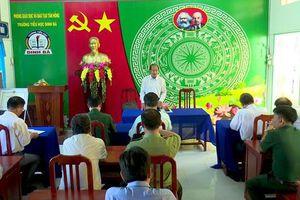 175 học sinh từ Campuchia về học tại các trường ở khu vực biên giới Đồng Tháp