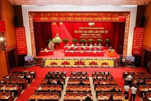 Đại hội Đại biểu Đảng bộ tỉnh Quảng Ninh lần thứ XV: Tiếp tục phát triển toàn diện và vững chắc