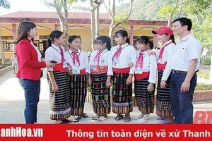 Huyện Như Xuân quan tâm nâng cao chất lượng giáo dục, y tế