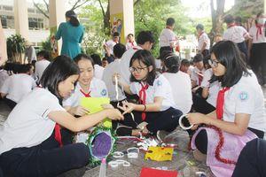 Hơn 1.200 HS tham gia chương trình 'Vui hội trăng rằm'
