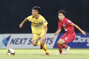 Sông Lam Nghệ An tái đấu Học viện Nutifood ở chung kết giải U.17 quốc gia 2020