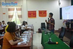 Hội nghị thông tin tuyến du lịch Công viên địa chất Lý Sơn- Sa Huỳnh