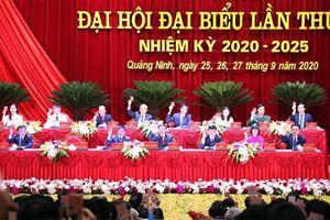 Quảng Ninh: Đại hội đại biểu Đảng bộ tỉnh lần thứ XV họp phiên trù bị