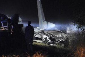 Máy bay quân sự rơi trong đêm khiến nhiều sinh viên thiệt mạng