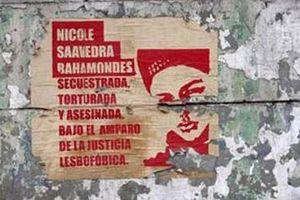 'Vùng đỏ' - nơi nguy hiểm của giới đồng tính nữ ở Chile