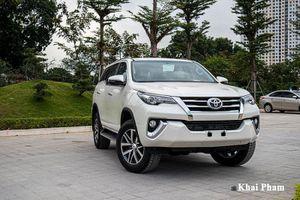 Toyota Việt Nam triệu hồi hàng loạt xe 'hot', cả đời 2020