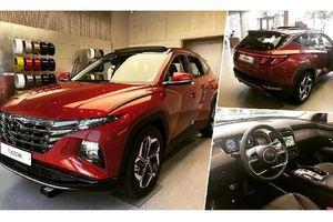 Cận cảnh Hyundai Tucson 2021 mới - đẹp hơn cả mong đợi