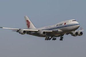 Máy bay Trung Quốc hạ cánh khẩn vì người đàn ông tử vong bất thường trong toilet