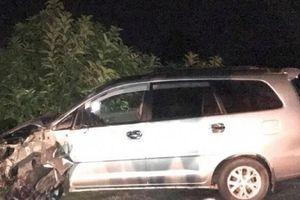 Tài xế xe Innova tông 9 người bị thương ở Hải Dương ra đầu thú