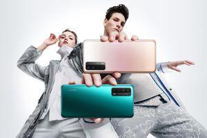 Huawei P Smart 2021 ra mắt: Kirin 710A, sạc nhanh 22.5W, giá 232 USD