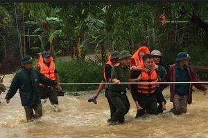 Phú Thọ: 2 người chết, 7 người bị thương do sạt lở, mưa lũ