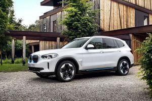 Chi tiết BMW iX3 2021, giá cao hơn BMW X6