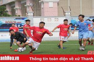 Khởi tranh Giải bóng đá Doanh nhân trẻ tỉnh Thanh Hóa năm 2020