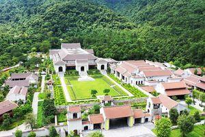 Cung Trúc Lâm - Công trình ý nghĩa lớn về văn hóa, kiến trúc, cảnh quan